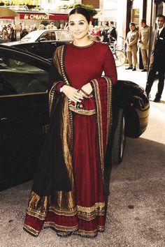 Vidya Balan at the 66th Cannes Film Festival