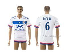 http://www.xjersey.com/201516-lyon-6-fofana-home-thailand-jersey.html 2015-16 LYON 6 FOFANA HOME THAILAND JERSEY Only $35.00 , Free Shipping!