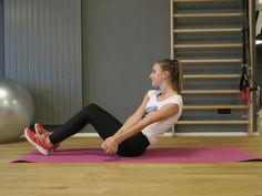 Sportübung für den Bauch Style Magazin, Sport Fitness, Trainer, Sporty, Exercise, Gym, Workout, Health, Fashion