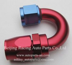 180 degree Swivel type AN Fittings- AN4, AN6,AN8, AN10, AN12, AN16 Racing Auto Parts, Car Parts