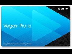 Как сохранить видео в Sony Vegas pro 12 - YouTube