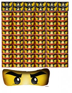 Ninjago Birthday Party + Free Ninjago Party Printables ~ Featured Party | Seshalyn's Party Ideas