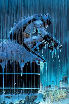 Batman by John Romita Jr.