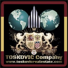 «TOSKOVIC Real Estate Business Investments & Consulting Company»  «TOSKOVIC ESPAÑA» «TOSKOVIC EXPORT-IMPORT» www.toskovicrealestate.com