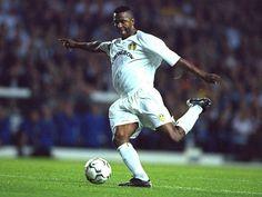 Lucas Radebe, Leeds legend. Had the pleasure of meeting him.