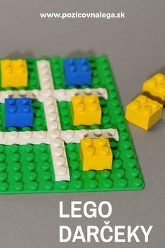 Jednoduchý a zero waste darček na Vianoce? Cestovné piškvorky! Lego, Diy, Do It Yourself, Bricolage, Legos, Handyman Projects, Crafting, Diys