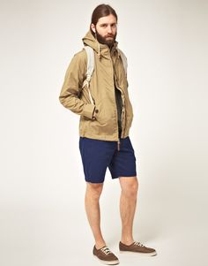 Lightwheight beige spring jacket for you, you and you.