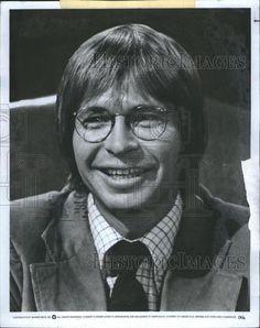 Press Photo American Singer Songwriter John Denver