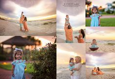 And For Quality Images Please Go See Them In All Their Glory At Www Kansaspitts Weeks Family Sneak K San Remo Beach Photographer