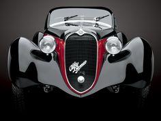 1939 Alfa Romeo 2500 SS Corsa x - Vintage and Retro Cars Maserati, Bugatti, Ferrari, Lamborghini, Corsa Classic, Classic Cars, Vintage Cars, Antique Cars, Retro Cars