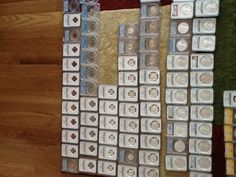 Our selection of graded coins at EBay store Madding187