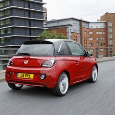 New Vauxhall ADAM | Dan Harford