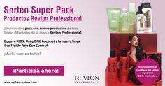 Lote de Productos Revlon Professional