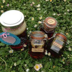 Gänseblumchen-Honig selbermachen