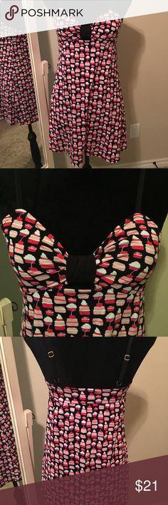 NWOT - Kate Spade Nightgown NWOT - Kate Spade cupcake print  nightgown. kate spade Intimates & Sleepwear