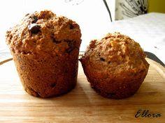 Retour vers la santé: Les muffins de Geneviève Cake Cookies, Cupcakes, Breakfast Muffins, Doughnuts, Granola, Biscuits, Tasty, Nutrition, Sweets