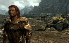 """Screenshot von meinem Magier Cel aus """"The Elder Scrolls V: Skyrim"""" von Bethesda Game Studios"""