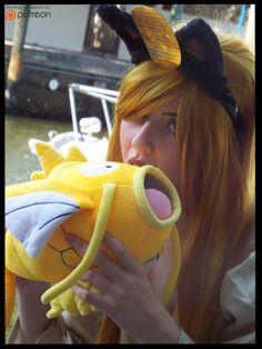 (Pokemon) Lunchtime for Meowth Cosplay by KrazyKari.deviantart.com on @DeviantArt