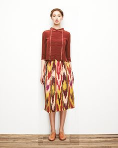 Turkish Skirt – Lauren Moffatt