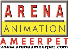Arena Ameerpet-Animation|Visual effects|Graphic & Web Designing| Video Editing