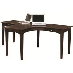two person home office desk. aspenhome e2 midtown ergonomically curved twoperson dual t desk u0026 threedrawer single two person home office