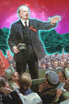 Soviet Art, Soviet Union, Vaporwave Art, Orange Wallpaper, Political Posters, Poster Boys, Celebrity Caricatures, East Germany, Oil Portrait
