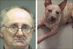 Ethical Treatment Pit Bull's photo: *****ANIMAL ABUSER ALERT****. Meet Edward #Ford of Beaverton, Oregon who was panhandling when he was discovered beating and kicking his dog who was tied up on the side of the road. May this waste of human flesh be handed down the death penalty. !@#$%   http://www.katu.com/news/local/Police-arrest-man-accused-of-abusing-his-dog-on-side-of-road-207263051.html