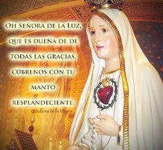 OH, Jesús, es por tu amor, por la conversión de los pecadores y en reparación de los pecados cometidos contra el Inmaculado Corazón de María! Lady Of Fatima, Humility, God Is Good, Spirituality, Faith, Gifs, Virgen De Guadalupe, Sacred Heart, Spiritual