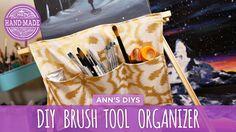 DIY Brush & Tool Organizer  - HGTV Handmade