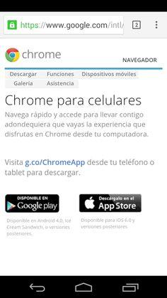 Blog | Profesiones ON-LINE: Navegar de forma privada en Chrome desde el móvil