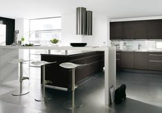 Büroküche ALNO - ALNO AG, Miniküche, Einbaugeräte führender Hersteller