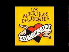 MI VIDA LOCA - Los Auténticos Decadentes [CD Completo] + Link de Descarga