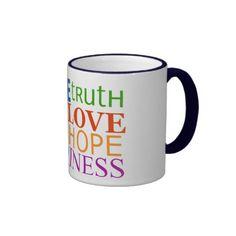 Words Of Inspiration Mug