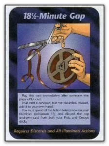 Illuminati Card Game: All Illuminati Cards