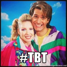 #TBT: Ever wanted to relive your awkward high school brace-face days to friends, family, and people you've been considering unfriending on Facebook? No, I didn't think so. 80s Fashion, Vintage Fashion, Fashion Quiz, Womens Clothing Stores, Clothes For Women, Look 80s, 80s Workout, Vintage Outfits, Leotard Fashion
