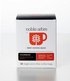 Noble Arbre packaging design - Studio h