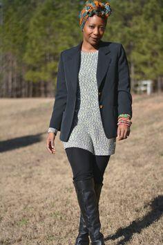 thrift fashion blogg