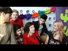 """One Direction interview - The Dome 60.  """"...on another planet.."""""""