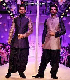 Lakme Fashion Week Winter- Festive 2013 -  Manish Malhotra menswear