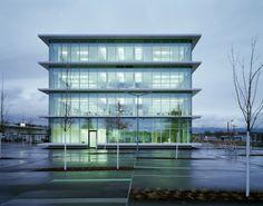 Nissen Wentzlaff Architekten, Ruedi Walti · Headquarter Offices Energiedienst