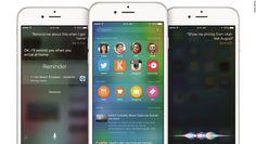 El iOS 9 hace más inteligente al iPhone   El nuevo iOS9 estará disponible en este próximo otoño.  Antes se solía decirque Android era para los techiesy los iPhones para los tecnófobos.    Pero mientras Android se ha vuelto más sencillo de usar con los años iOS se ha vuelto más complejo. Con el iOS 9 el sistema operativo móvil más reciente de Apple que será lanzado en otoño el iPhone ha oficialmente madurado.  Al agregar características complicadas al iOS 9 Apple está dando al iPhone una…