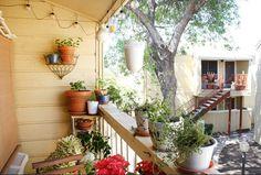 decorting balconies - Google Search