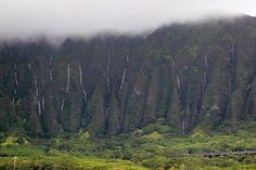 Kaneohe, Koolau Mtns