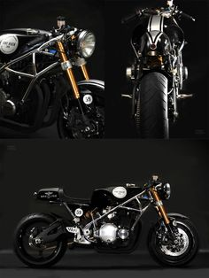 Kawasaki Z1000 Breitling Café Racer - Santiago Chopper http://motorivista.com/breitling-cafe-racer/