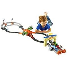 Fisher Price Friends TrackMaster Motorized Railway. *** Click image for more details. (This is an affiliate link) #BabyToys