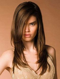 20 Hair Styles for Long Thin Hair More
