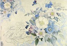 Rice paper Scrapbook Sheets New England