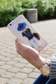 Clear IPhone case,Cute IPhone 6s case,IPhone 6 Case,IPhone Case,Fashion…