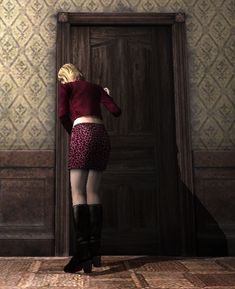 "Silent Hill 2: Restless Dreams - Ernest Baldwin - a Memories who Speak - ""Some things we forget, and some things we can never forget. It's funny... I'm not sure which one is sadder."""