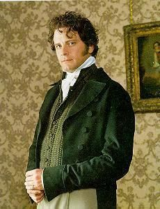Mr. Darcy - Colin Firth is one sexy actor. He especially does period drama well.